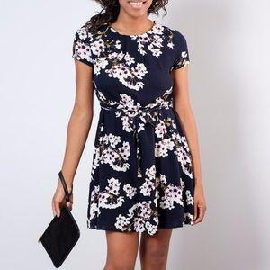 Vero Moda occasion floral dress